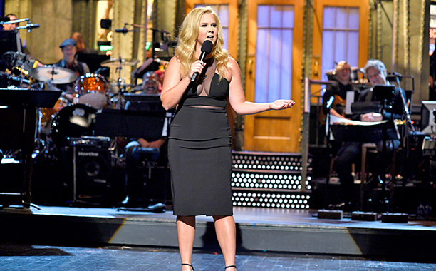 That Time She Hosted Saturday Night Live