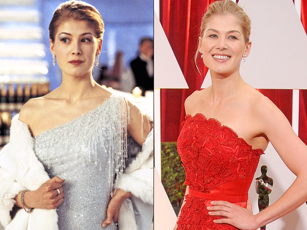 Rosamund Pike (Miranda Frost, Die Another Day)