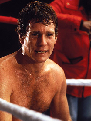 Ryan O'Neal ( The Main Event , 1979) O'Neal's ''Kid Natural'' is far from being either, but the actor's footwork in the ring isn't half…