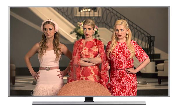 Samsung's SUHD JS8500 smart TV