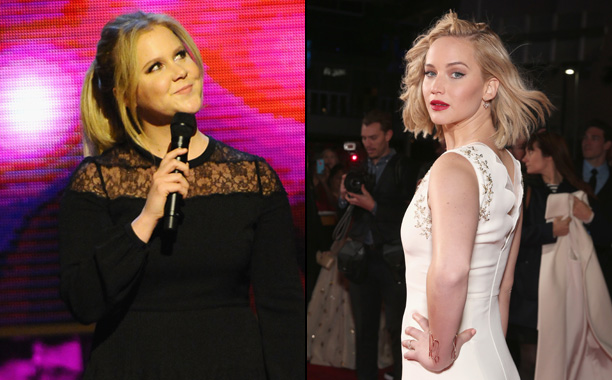 Amy Schumer on Jennifer Lawrence