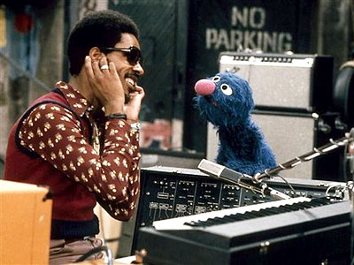 STEVIE WONDER The show was just four years old when a 20-something Wonder stopped by to serenade kids — as well as enthralled parents —…
