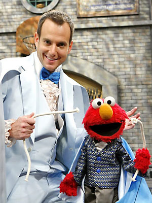 WILL ARNETT Sesame Street and the late Arrested Development are designed for vastly different audiences — but the two worlds collided when Arrested star Arnett…