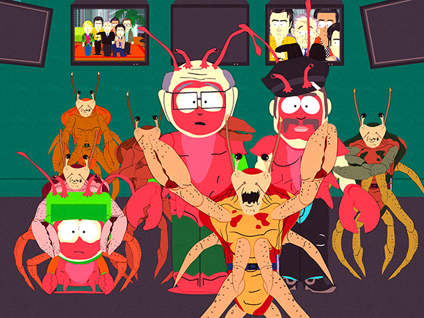 South Park   Season 7, episode 8 Under the influence of shows like Queer Eye for the Straight Guy , the young men of South Park embrace metrosexuality.…
