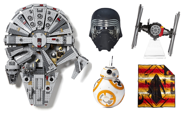 What to Get The 'Star Wars' Obsessive in Your Life