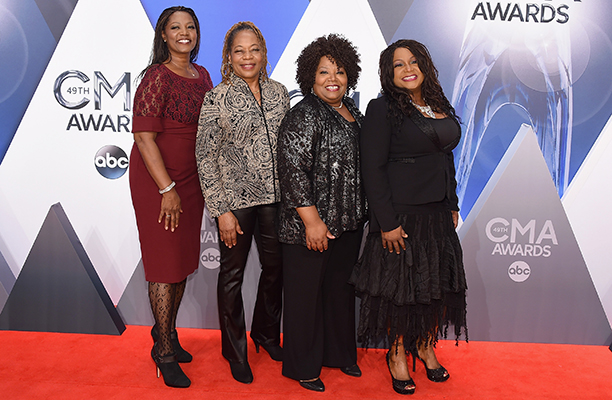 Alfreda McCrary, Ann McCary, Deborah McCrary, and Regina McCrary of The McCary Sisters