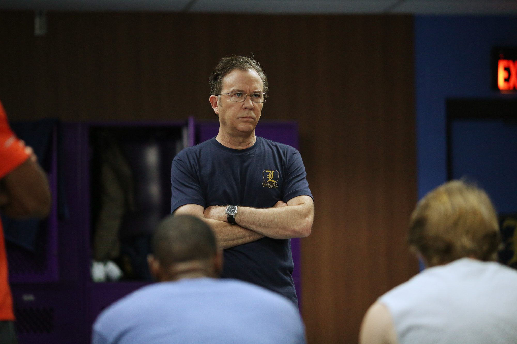 Timothy Hutton stars as Coach Dan Sullivan