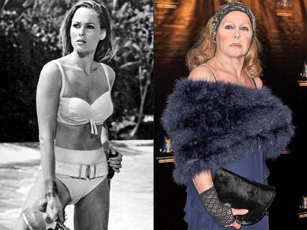Ursula Andress (Honey Ryder, 'Dr. No')