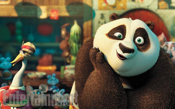 'Kung Fu Panda 3' (Jan. 29)