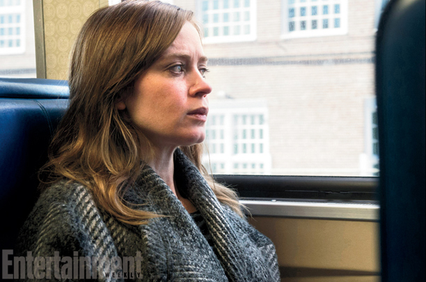 The Girl on the Train (Oct. 7)