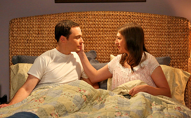 Sheldon and Amy Have Sex, The Big Bang Theory