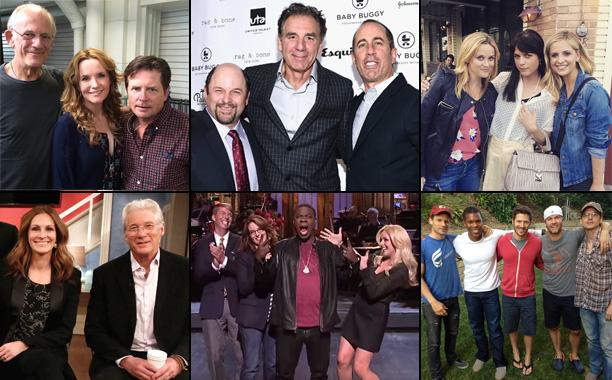 2015's Biggest Reunions