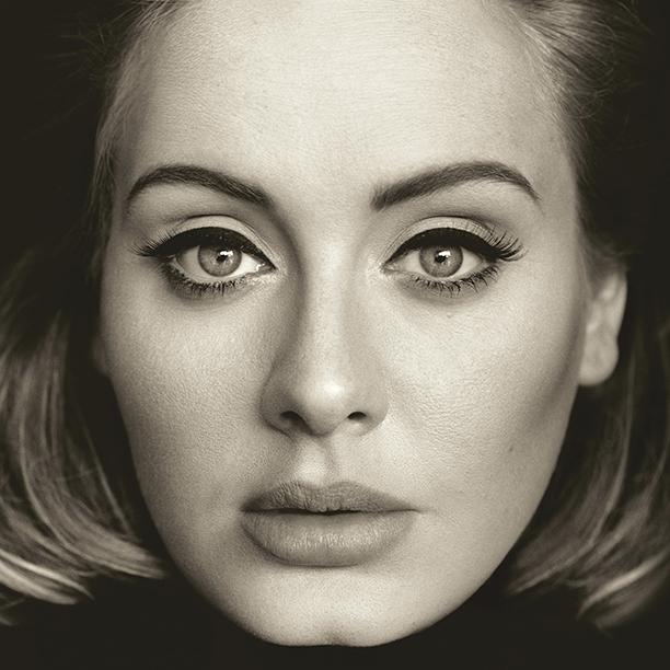 3. Adele, 25