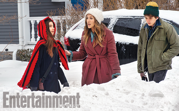 Divorce (Fall, HBO)