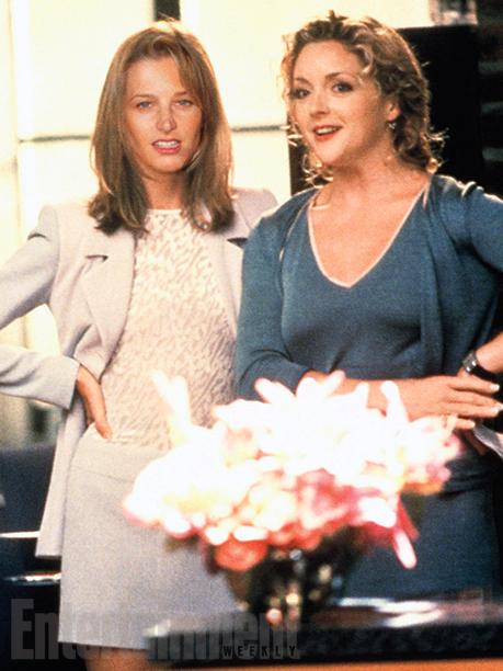 What if Bridget Fonda had played Ally McBeal on Ally McBeal?