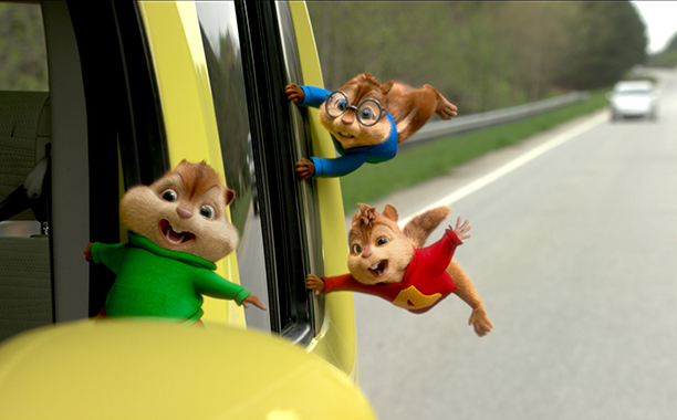Alvin and the Chipmunks: The Road Chip, Dec. 18