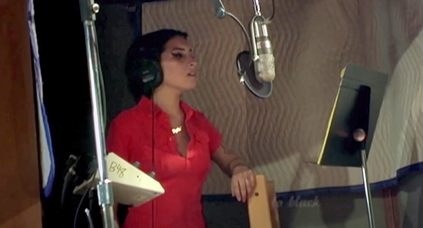 2. Amy Winehouse Records Back to Black in Amy