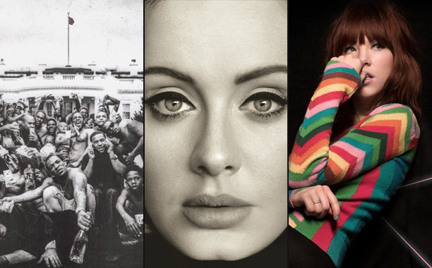 The Best Albums of the Year