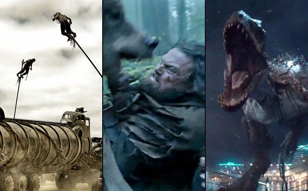 The Year's Best Movie Scenes