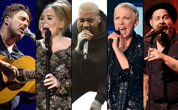 The Year's Best Music Performances