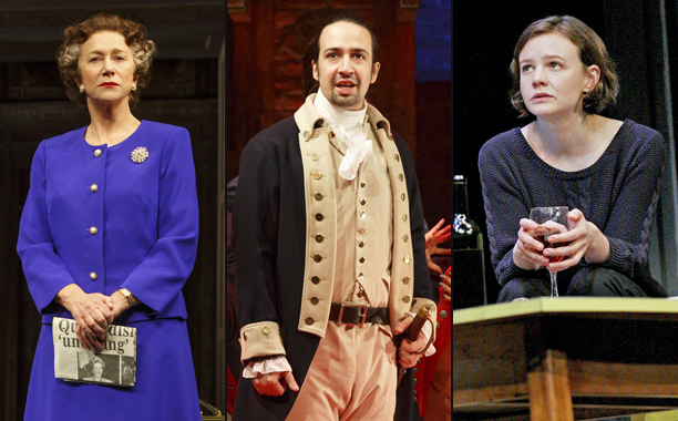 The Year's Best of Broadway