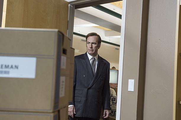 BEST: 6. Better Call Saul (AMC)