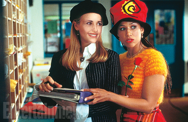 What if Sarah Michelle Gellar had played Cher in Clueless?