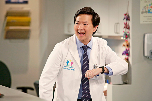 WORST: 2.Dr. Ken (ABC)