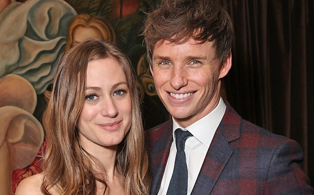 Eddie who wife is redmaynes Eddie Redmayne