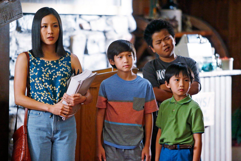 Fresh Off The Boat Constance Wu Nahnatchka Khan On Tv Diversity