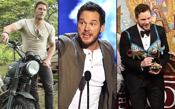 Chris Pratt's Big Year
