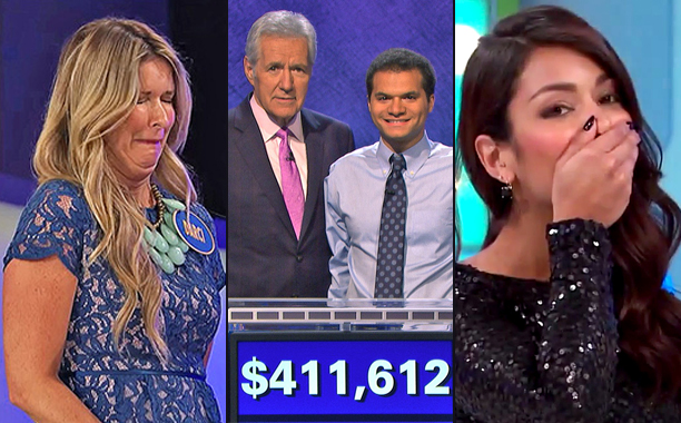 2015's Craziest Game Show Moments