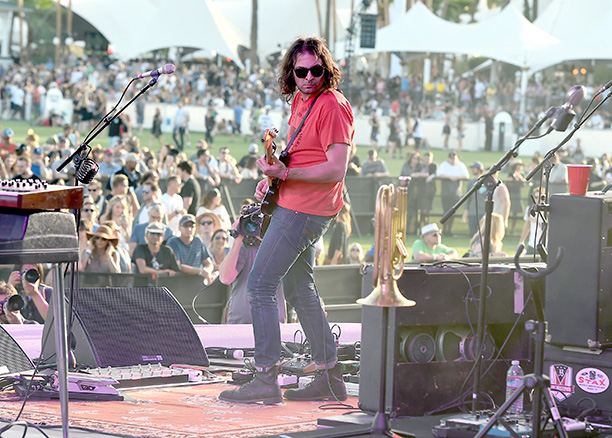 The War on Drugs at Coachella