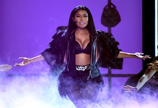 Nicki Minaj on her The Pinkprint Tour