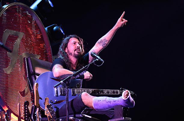 Foo Fighters in Washington D.C.
