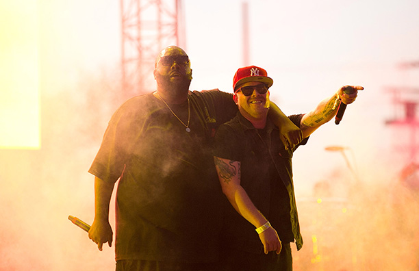Run the Jewels in New York City