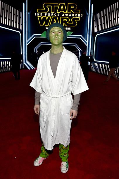 Joseph Gordon-Levitt as Yoda
