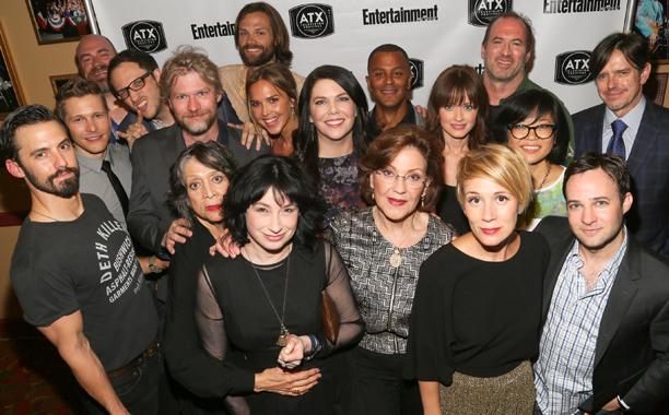 'Gilmore Girls' cast reunited
