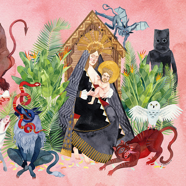 8. Father John Misty, I Love You, Honeybear