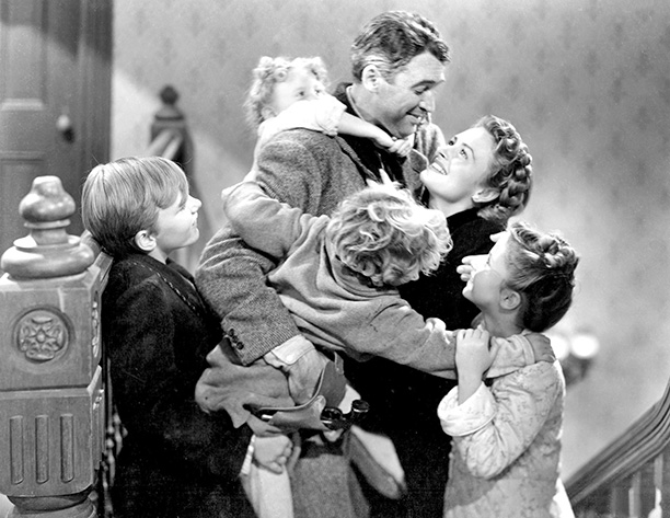 2. It's a Wonderful Life (1946)