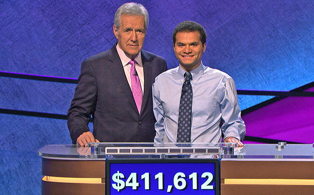 Matt Jackson, Jeopardy!
