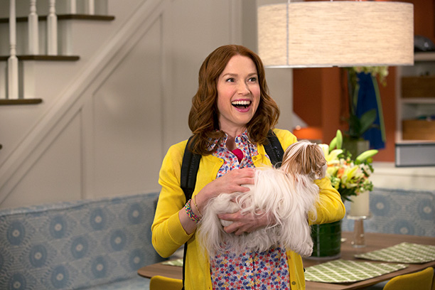 BEST: 3. Unbreakable Kimmy Schmidt (Netflix)