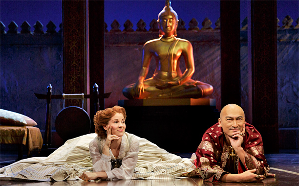 9. The King and I
