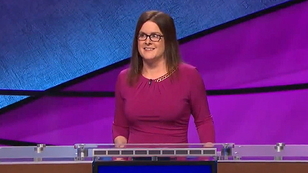 Laura Ashby, Jeopardy!