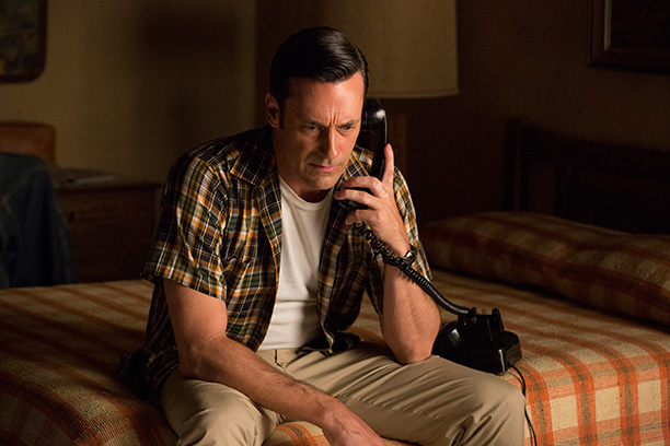 BEST: 5. Mad Men (AMC)