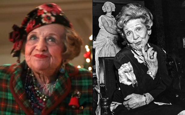 Mae Questel (Aunt Bethany)