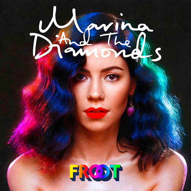 25. Marina and the Diamonds, Froot