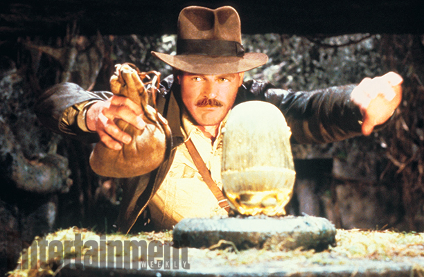 What if Tom Selleck had played Indiana Jones in Raiders of the Lost Ark?