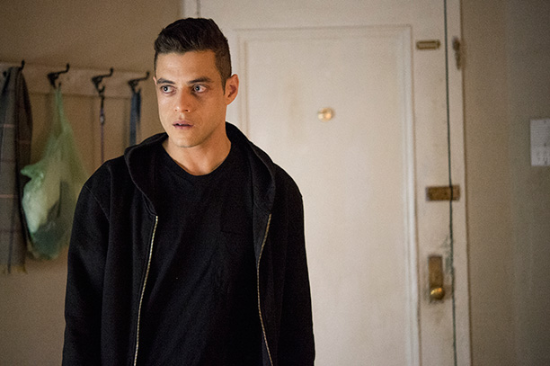 BEST: 1. Mr. Robot (USA)
