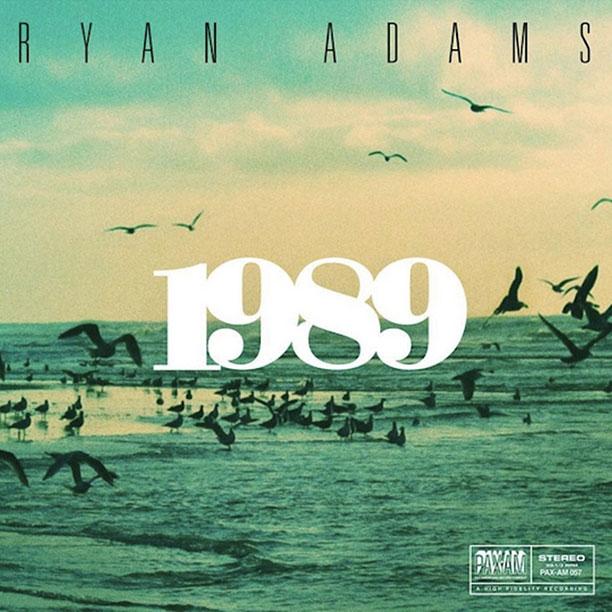 40. Ryan Adams, 1989